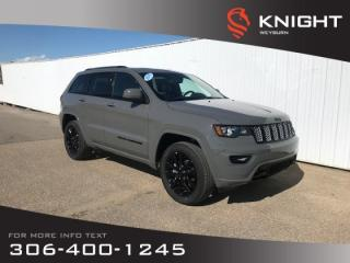 New 2019 Jeep Grand Cherokee Altitude | Backup Camera | Bluetooth | Heated Seats for sale in Weyburn, SK