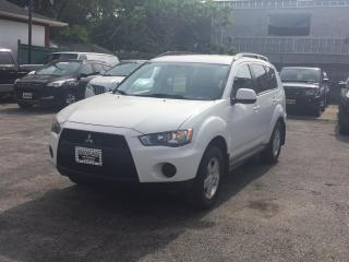 Used 2010 Mitsubishi Outlander 2WD 4dr ES for sale in Scarborough, ON