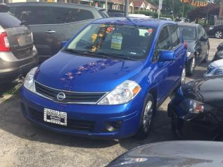Used 2011 Nissan Versa 5dr HB I4 Auto 1.8 S for sale in Scarborough, ON