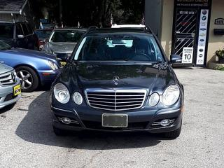 Used 2009 Mercedes-Benz E-Class 4dr Wgn 3.5L 4MATIC for sale in Markham, ON