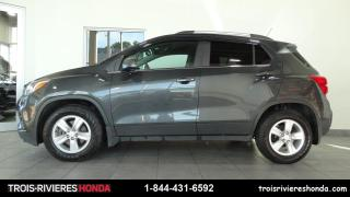 Used 2017 Chevrolet Trax LT for sale in Trois-Rivières, QC