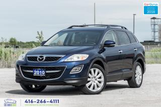 Used 2010 Mazda CX-9 GT AWD NavGpsRCam LeatherSunroof CertifiedServiced for sale in Bolton, ON