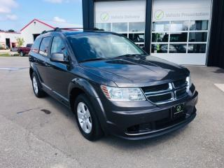 Used 2016 Dodge Journey SE Plus, 7 Seater for sale in Ingersoll, ON