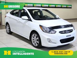 Used 2012 Hyundai Accent GLS A/C MAGS for sale in St-Léonard, QC