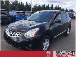 Used 2013 Nissan Rogue S FWD ***SPECIAL EDITION*** for sale in Beauport, QC