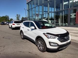 Used 2013 Hyundai Santa Fe Sport SPORT AWD TOIT CUIR CAMÉRA for sale in Lévis, QC