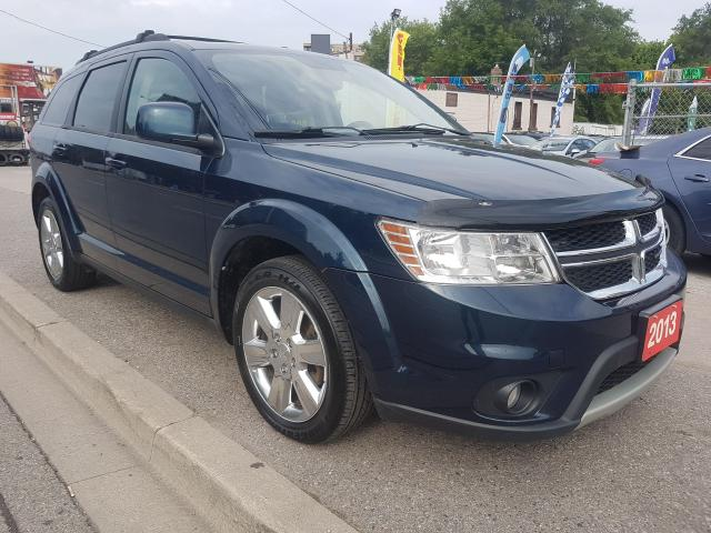 2013 Dodge Journey SXT-7 SEATS- EXTRA CLEAN-BLUETOOTH-SUNROOF- Alloys