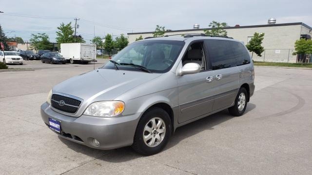 2005 Kia Sedona LX, 7 pass, Auto, 3/y warranty available