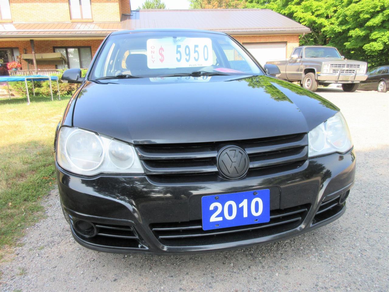 2010 Volkswagen City Golf