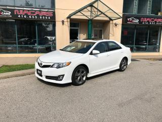Used 2012 Toyota Camry SE**NAVIGATION**LEATHER**SUNROOF** for sale in North York, ON