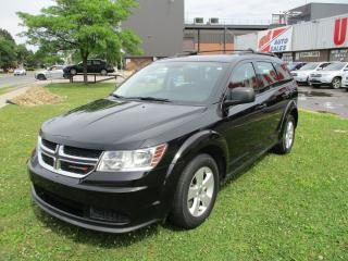 Used 2014 Dodge Journey Canada Value Pkg~7 PASS.~CERTIFIED!!! for sale in Toronto, ON