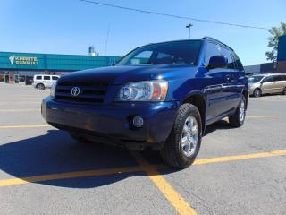 Used 2006 Toyota Highlander 4dr V6 4WD for sale in St-Eustache, QC