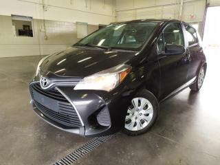 Used 2015 Toyota Yaris AIR/TELEDEVEROUILLAGE/BLUETOOTH for sale in Blainville, QC