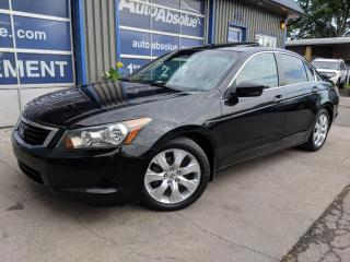 Used 2009 Honda Accord EX-L + CUIR + TOIT for sale in Boisbriand, QC