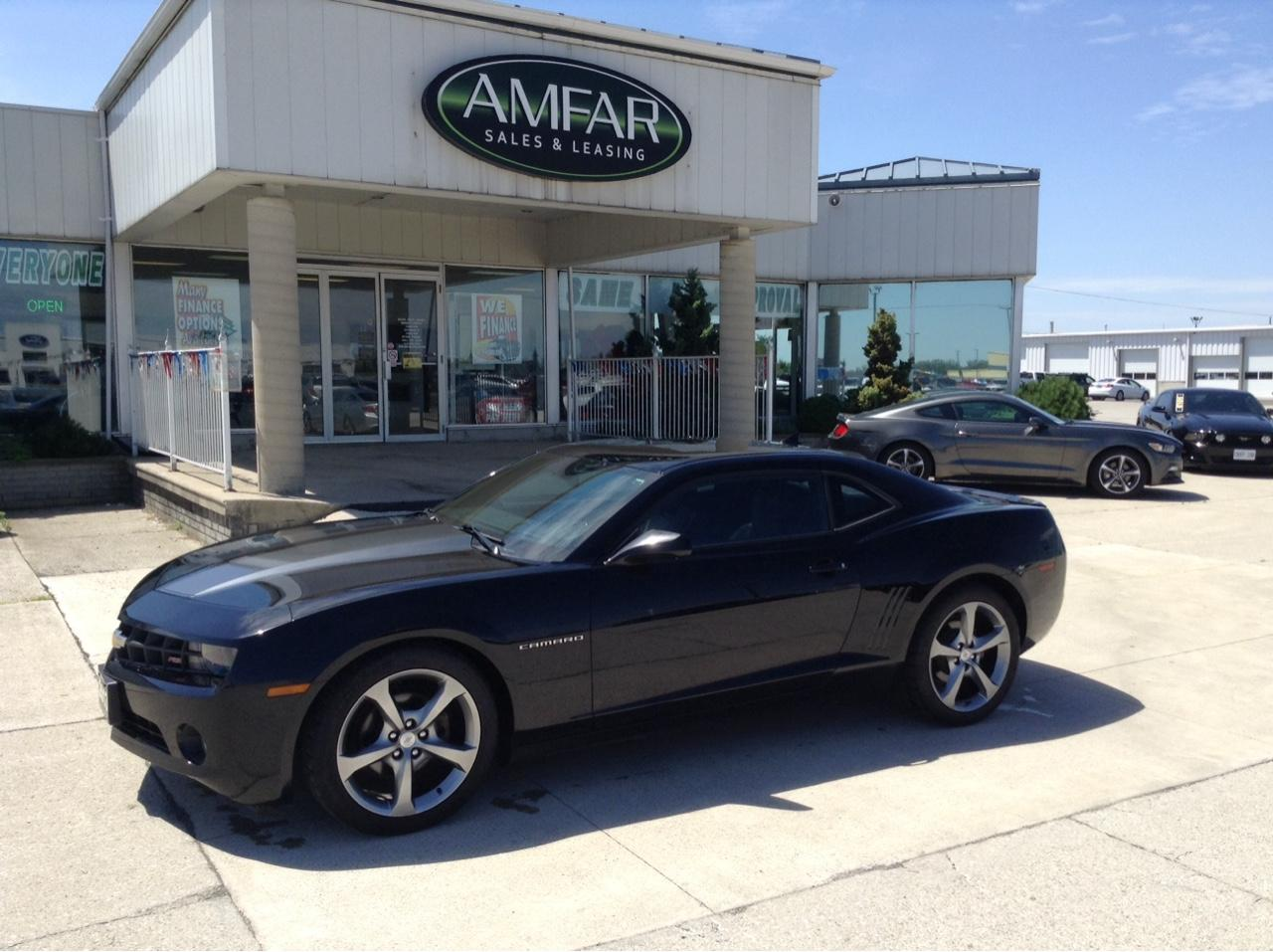 Used 2013 Chevrolet Camaro 2lt Leather No Payments For 6