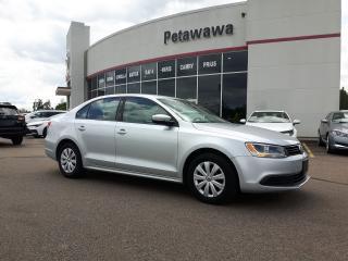 Used 2014 Volkswagen Jetta Trendline for sale in Pembroke, ON