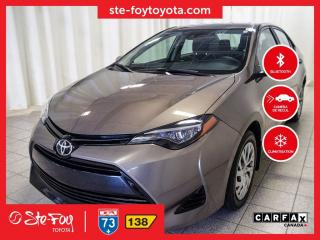 Used 2017 Toyota Corolla LE for sale in Québec, QC