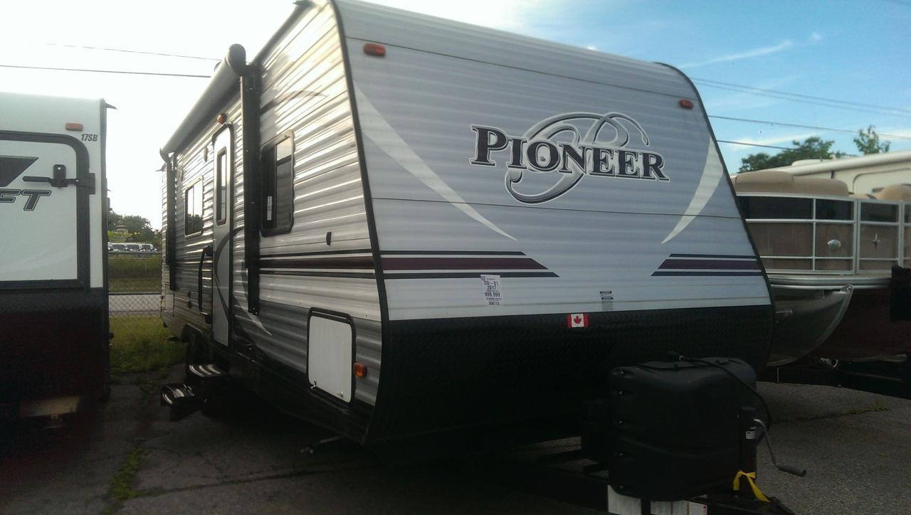 2017 PIONEER BH25