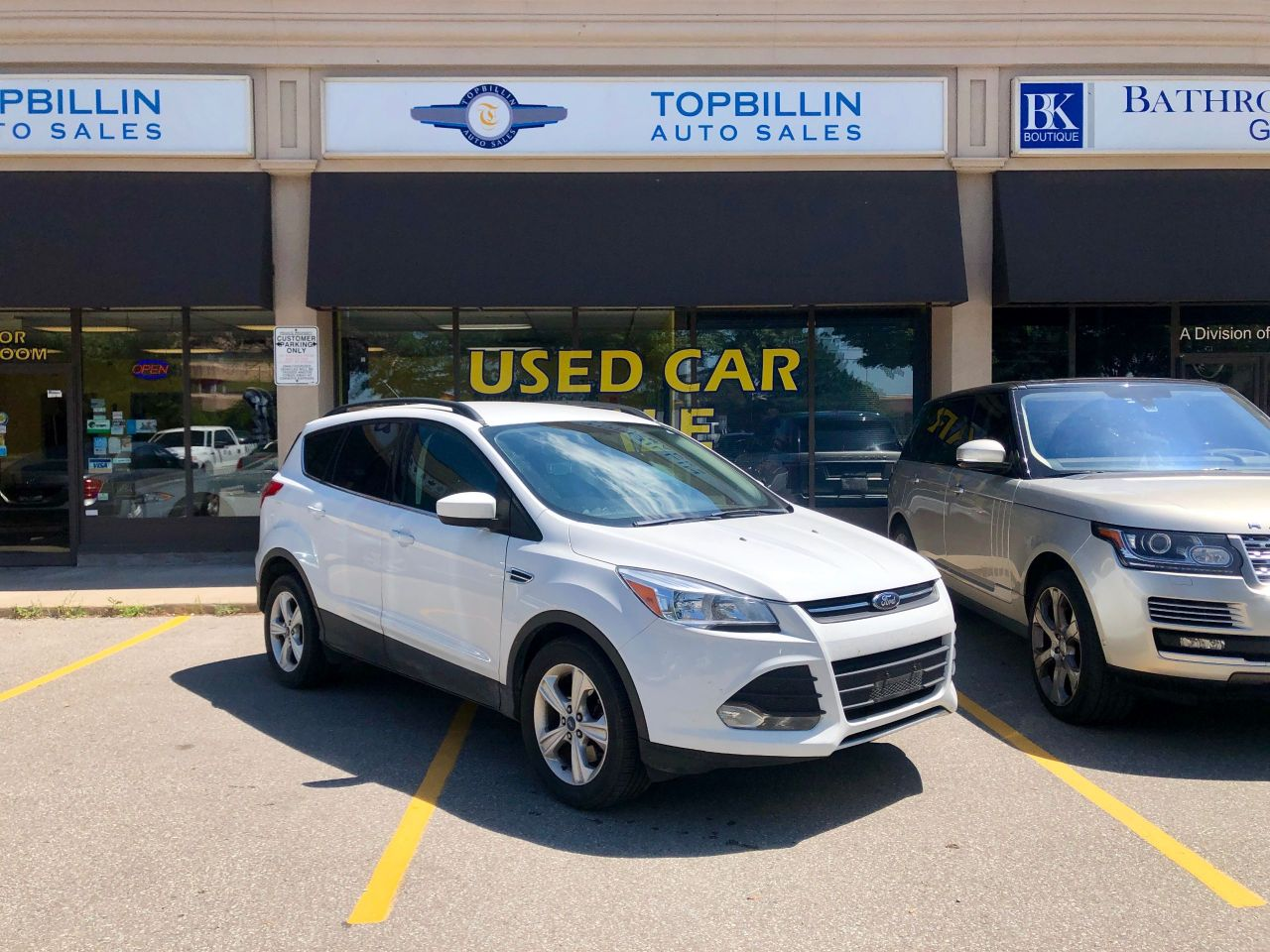 2014 Ford Escape SE 4WD, B Cam, Bluetooth