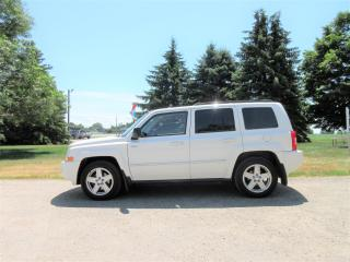 Used 2010 Jeep Patriot Sport 4WD for sale in Thornton, ON