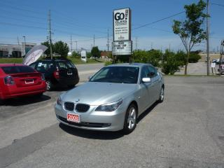 Used 2008 BMW 5 Series 528xi,LIKE NEW for sale in Kitchener, ON