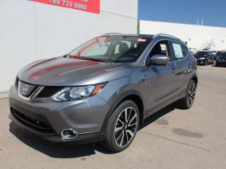 Used 2019 Nissan Qashqai SL/AWD/LEATHER/SUNROOF/HEATED SEATS for sale in Edmonton, AB