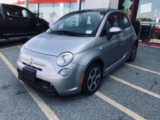 Used 2016 Fiat 500 E BTRYELEC- LEATHER/SUNROOF/NAVIGATION for sale in Richmond, BC