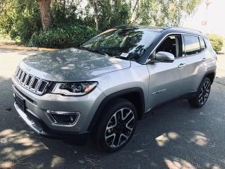 Used 2018 Jeep Compass LIMI for sale in Richmond, BC