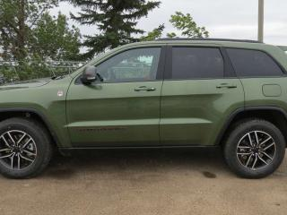 Used 2019 Jeep Grand Cherokee Trailhawk for sale in Edmonton, AB