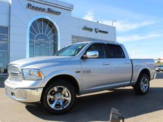 Used 2018 RAM 1500 LARAM for sale in Peace River, AB