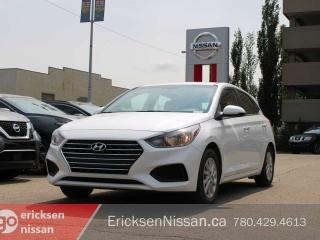 Used 2018 Hyundai Accent GL l Backup Camera for sale in Edmonton, AB