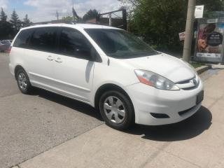 Used 2007 Toyota Sienna LE,NAV,BLUE TOOTH,SAFETY+3YEARS WARRANTY INCLUDED for sale in Toronto, ON