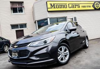 Used 2016 Chevrolet Cruze LT! Only $108 Bi-Weekly!! for sale in St. Catharines, ON
