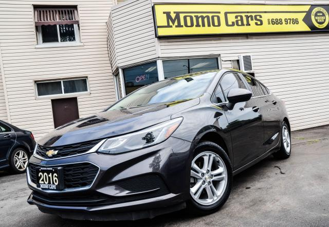2016 Chevrolet Cruze LT! Only $108 Bi-Weekly!!