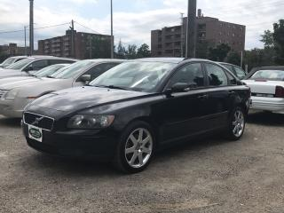 Used 2005 Volvo S40 2.4L for sale in Mississauga, ON