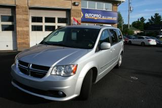 Used 2011 Dodge Grand Caravan Crew for sale in Nepean, ON