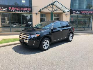 Used 2011 Ford Edge SEL**NAVIGATION**LEATHER**SUNROOF**REMOTE STARTER* for sale in North York, ON