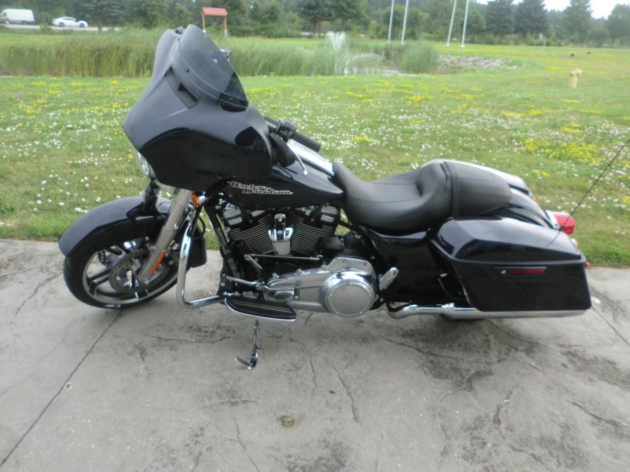 Used 2019 Harley Davidson Street Glide Flhx For Sale In
