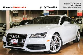 Used 2013 Audi A7 3.0 - S-LINE BLINDSPOT BOSE NAV BACKUP COOLED SEAT for sale in North York, ON