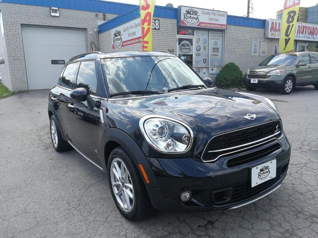2016 MINI Cooper Countryman Accident Free   S   AWD   Leather   5 Passengers