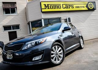 Used 2015 Kia Optima EX! Clean Carproof! Bluetooth! for sale in St. Catharines, ON