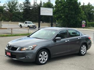 Used 2010 Honda Accord EX-L|ONE OWNER|NO ACCIDENT for sale in Cambridge, ON