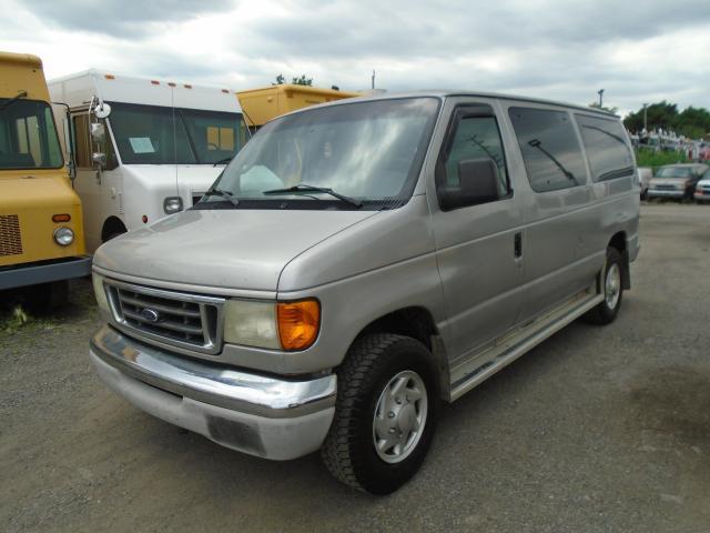 2003 Ford E350 XLT