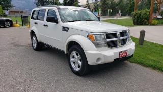 Used 2007 Dodge Nitro SLT 4WD for sale in West Kelowna, BC