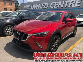 Used 2016 Mazda CX-3 GT for sale in Toronto, ON