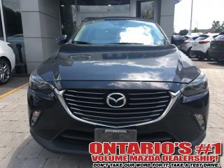 Used 2018 Mazda CX-3 GT for sale in Toronto, ON
