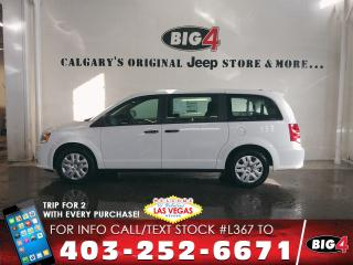 Used 2019 Dodge Grand Caravan CVP/SXT | Stow 'n Go | Overhead Console for sale in Calgary, AB