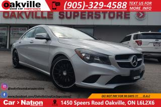Used 2014 Mercedes-Benz CLA-Class 250 4MATIC | B/U CAM | PANO ROOF | AMG PKG for sale in Oakville, ON