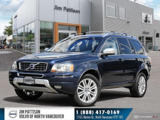 Used 2014 Volvo XC90 3.2 Premier Plus for sale in North Vancouver, BC
