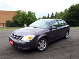 Used 2006 Chevrolet Cobalt 4DR SDN LS for sale in Mississauga, ON